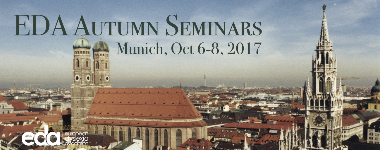 Autumn Seminars 2017 in Munich