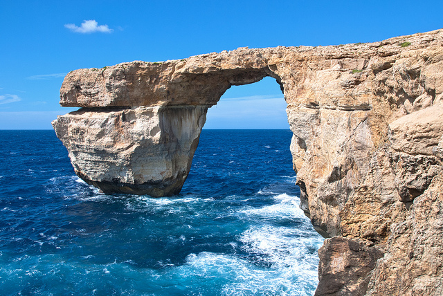 Cliffs at Malta